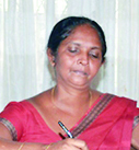 Principal Mrs. Chandra Wickranasinghe