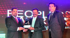 LOLC ranked the best financial services provider at SLIM – Nielsen Peoples Awards 2013