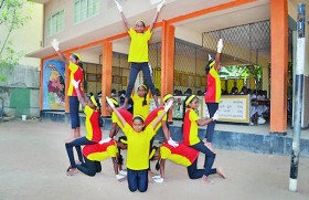 St Sebastian GS Moratuwa is well known for discipline and education
