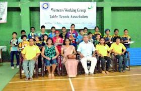 Vinodya and Nimesh shine at All-Island Novices-Intermediate TT tourney