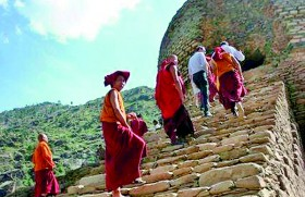 Pakistan hopes for Buddhist tourism boost