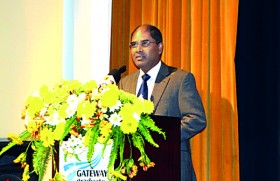 The Annual Convocation of the Gateway Graduate School-A huge sucess