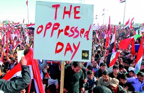 The disenchantment of post-invasion Iraq