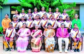 Janadhipathi emerge unbeaten U15 hockey champs