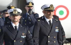 Marines return to Delhi; anger in Italy, India 'happy'