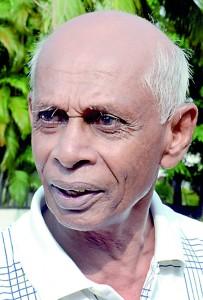 Ariya Bandara, a consumer in Colombo