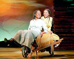 Phenomenal experience: Choreographing The Colour Purple on Broadway