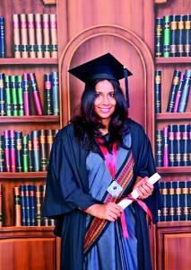 Part II Best Student Award Winner Ms Vinuri Ethapana