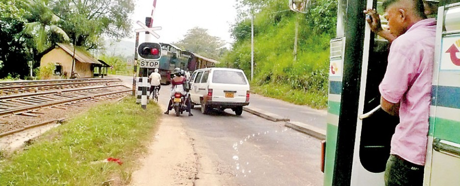 Boutique owner near level crossing recounts tragedy
