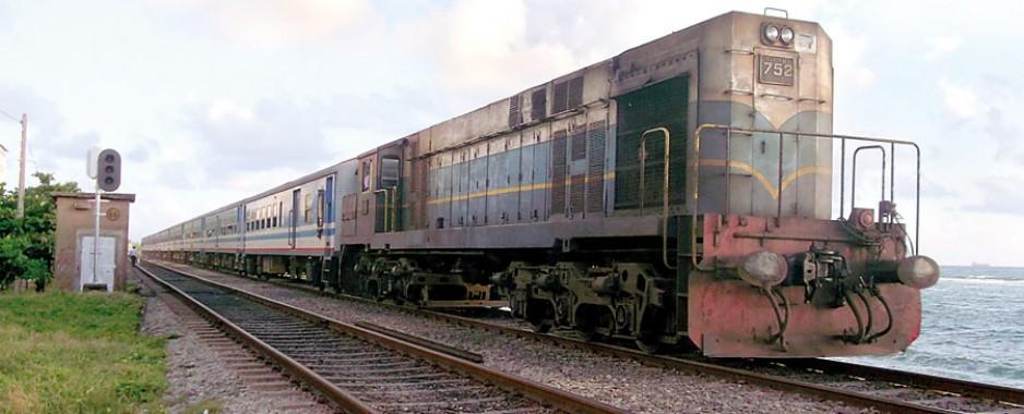 The railway's non-racial model