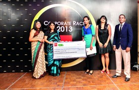ACCA's  students' committee completes  another  sucessful corporate race