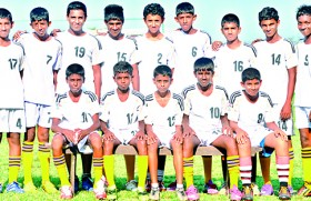 With limited tools Veluwana crafts winning football culture