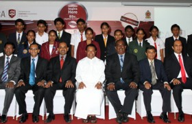 CA Sri Lanka rewards top A/L achievers with scholarships