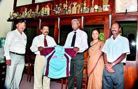 CIMA kits up Kingswood and Dharmaraja