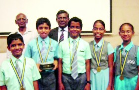 Lyceum Wattala emerge U15 Inter-School Scrabble Champions