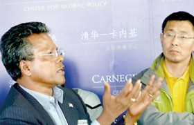 Prof. Mendis sees link between Chinese dream and the American destiny