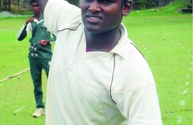 Chalanaka takes hat-trick to lead Servatius' to victory