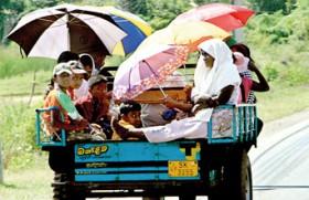 Sri Lanka captive to global warming, say experts