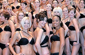Shed the bras, stop the sag: New study