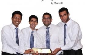 Visual aid 'i-Chum' wins Microsoft Imagine Cup 2013 local leg