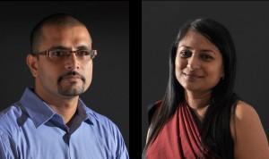 Q&E CEO - Dilrukshi Wijeyekoon and Asiri Abhayaratne
