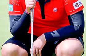 Thai teen Ariya clings to LPGA lead