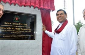 Dabur Lanka's state-of-art fruit beverage plant opens