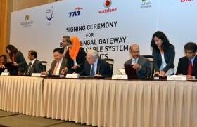 Dialog connects Sri Lanka to High Speed Submarine Gateway