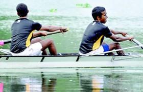 Moratuwa University rowing champs