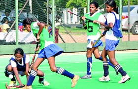 Musaeus' Besant House clinch hockey double