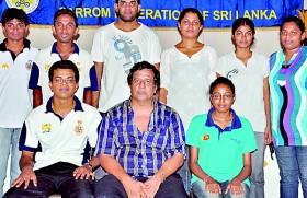 Lankan slicers take part in SAARC C'ships