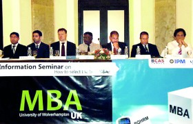 UK's University of Wolverhampton MBA