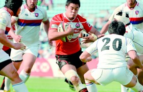 Japan beat South Korea to take Asian Five Nations