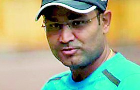 Sehwag dumped from Champions Trophy squad