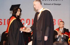 I am proud to be part of the World Class Design Alumni of Northumbria!