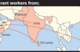 Most Lankans in Saudi would  escape effect of new labour law