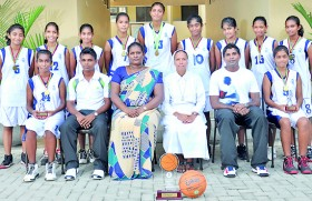 Two titles for Holy Family Convent