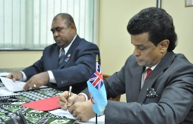Aitken Spence PLC takes over the   management of two major ports in Fiji