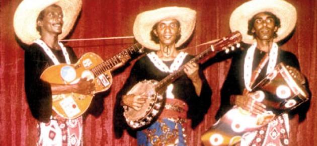 Songs and sarongs: The birth of Lankan calypso