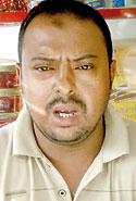 A.G.F. Wafaz: Increasing prices at his eatery and cutting down on staff