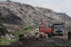 The Bloemendhal garbage dump