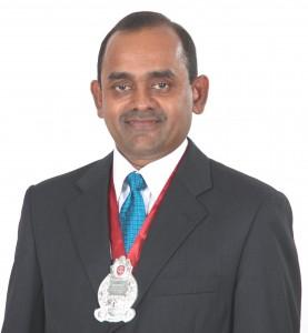 Mr. Sujeewa Rajapakse, President - CA Sri Lanka