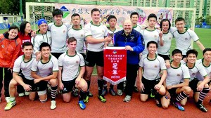 Ambitious Hong Kong want to become the first Asian team to become a core team on the IRB Sevens World Series, and they have made the initiatives by targetting the youngsters.