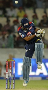 Virendra Sehwag who was dropped from the Champions Trophy one day tournament in England next month failed again.