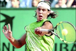 Rafael Nadal enjoys a healthy winning streak