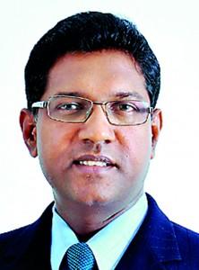 Mr. Aruna Alwis, CEO, CA Sri Lanka
