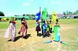 Green Gladiators triumphant  at Univenture sports-meet