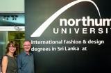 British HC H.E. John Rankin visits Northumbria/AOD International Design Campus
