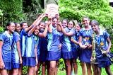 Nugegoda Lyceum girls beat Wattala counterparts to win netball plum