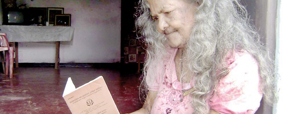 Aged farmers, widows destitute